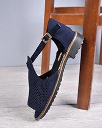 صندل دخترانه بندی مدل 0504