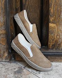 کفش تخت دخترانه مدل 0211