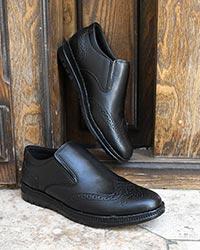 کفش تخت مردانه هشترگ مدل 7081