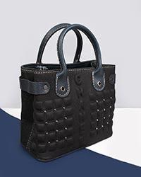 کیف دستی زنانه دو رنگ chanel مدل 1116
