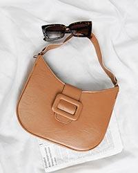 کیف دستی هلالی زنانه مدل 1117