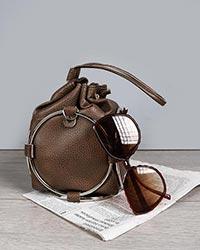 کیف استوانه ای زنانه مدل 1115