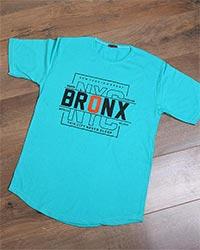 تی شرت مردانه آستین کوتاه NYC نخ پنبه مدل 9054