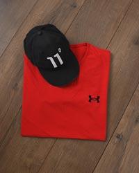 تی شرت مردانه نخ پنبه UNDER ARMOUR مدل 9058