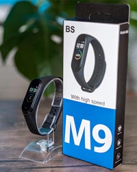 ساعت هوشمند M9 مدل BS