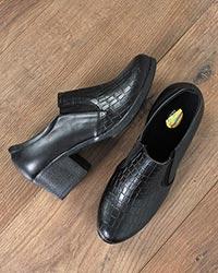 کفش پاشنه بلند زنانه پوست ماری 1365