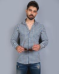 پیراهن مردانه چهار خانه مدل 0283