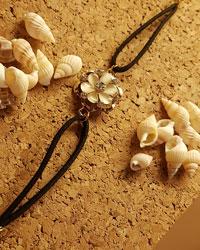 دستبند مدل گل AP gallery