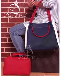 کیف دوقلو دستی زنانه طرح تامی