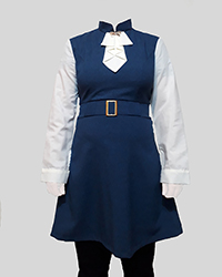 تونیک شهرزادی دخترانه طرح 2 Nice Dress