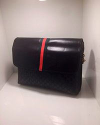کیف  دوشی گوچی مشکی زنانه