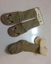 پک دو عدد جوراب فانتزی بچگانه