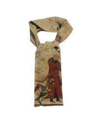 شال گردن زینتی مردانه آراد