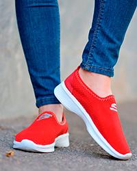 کفش دخترانه راحتی اسکیچرز