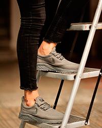 کفش ورزشی زنانه مدل nike asics