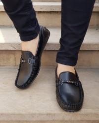 کفش کالج مردانه مدل زامورا کد 101