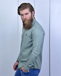 پیراهن مردانه چهار خونه ماسیمادوتی