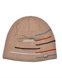 کلاه زمستانی پسرانه طرح خطی