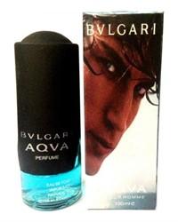 عطر مردانه با رایحه اکوا بولگاری لوکا باسی حجم ۱۰۰ میل (AQVA BVLGARI (LUCA BOSSI