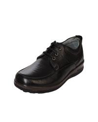 کفش چرم مردانه آریوان مدل 413