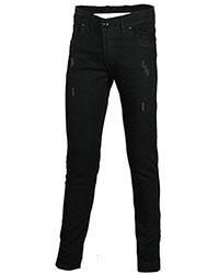 شلوار جین زاپ دار مردانه فیت Edris