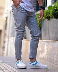 شلوار اسلش مردانه مدل دمپا دوبل