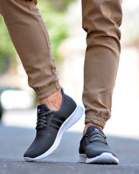 کفش پیاده روی مردانه مدل آدیداس