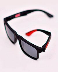 عینک آفتابی اسپرت spy قرمز