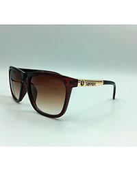 عینک آفتابی Ferrari قهوه ای