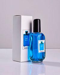 تستر عطر مردانه دانهیل مدل Desire Blue حجم 100 میلی لیتر