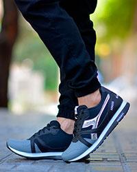 کفش ورزشی مردانه رنگ مشکی