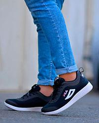 کفش پیاده روی مردانه مدل fila