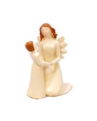 مجسمه ایرسا مدل مادر و فرزند