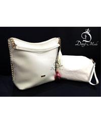 کیف  دو قلو دستی و شانه ای زنانه