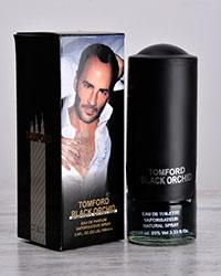 تستر عطر زنانه لوکا باسی مدل Tom Ford Black Orchid حجم 100 میلی لیتر