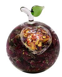 دکوری سیب گل رز ایرسا کد 1103 سایز کوچک