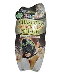 ماسک صورت مونته ژنه سری 7th Heaven ایرسا مدل Charcoal& Black Clay حجم 10 میلی لیتر