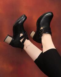 کفش زنانه مدل مانا دو سگک