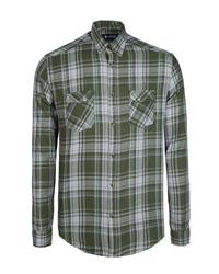 پیراهن چهارخانه مردانه ناوالس