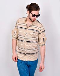 پیراهن مردانه مدل تیشرتی A.made