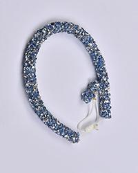 دستبند زنانه سوارسکی آبی