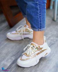 کفش اسپرت مدل627 طرح سفید