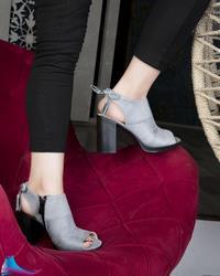 کفش پاشنه بلند مدل 754