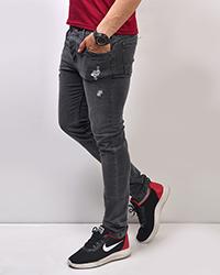 شلوار جین زاپ دار مردانه