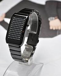 ساعت مردانه LED ماتریکس