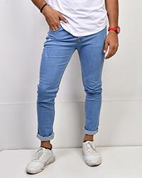 شلوار جین زاپ دار مردانه کد 78
