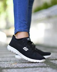 کفش پیاده روی مردانه مدل  S مشکی