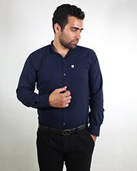 پیراهن مردانه آستین بلند مدل مازراتی