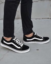 کفش کتانی مردانه مدل ونس اسکول کد 4639