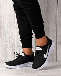 کفش پیاده روی مردانه مدل RHOM رنگ مشکی